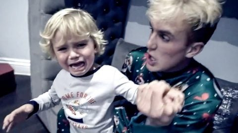 Jake Paul makes Mini Jake Paul CRY - Traumatized for Life - Fabian Doerig