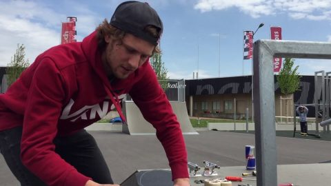 Simon Stricker - How to built your Skateboard? - Simon Stricker