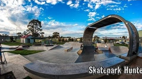 The 12 BEST SKATEPARKS in Australia - Fabian Doerig