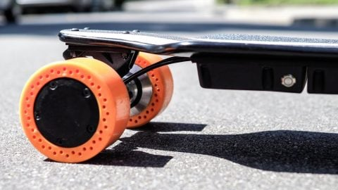 The BEST Electric Skateboard Wheels - AWSM GT - Fabian Doerig
