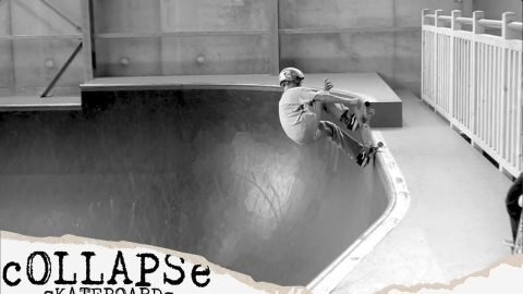 2 hrs in BTZ with Hugo Westrelin | cOLLAPSe skateboards
