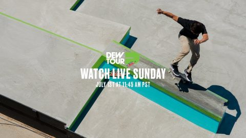 2018 Dew Tour LB, Day 4: Women's Pro Park, Love & Guts Jam,… | Adventure Sports Network