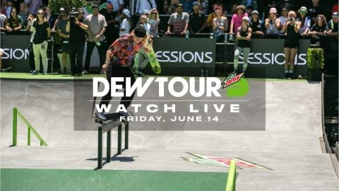 2019 Dew Tour Long Beach: Day 2 LIVE | Adventure Sports Network