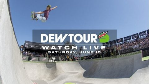 2019 Dew Tour Long Beach: Day 3 LIVE | Adventure Sports Network
