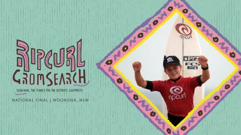2019 GromSearch National Final | Woonona Beach | Event Highlights | Rip Curl