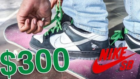 300 DOLLAR SKATE SHOES | Luis Mora