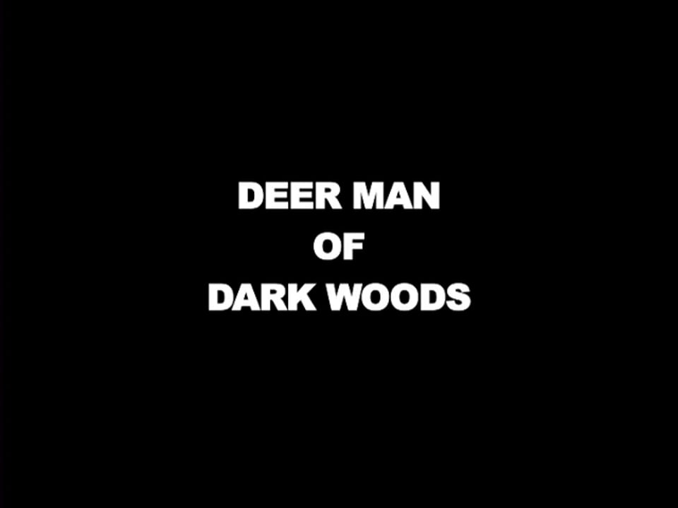 Deer Man of Dark Woods Video Nasty Part | Heroin Skateboards