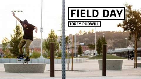 A Day in LA With Pro Skater Torey Pudwill | FIELD DAY | Red Bull Skateboarding
