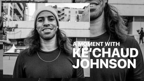 A Moment with...Ke'chaud Johnson | FISE