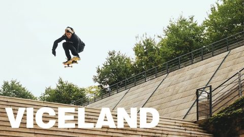 """Aaron """"Jaws"""" Homoki Gives a Tour of His Home - VICELAND"""