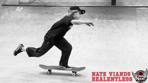 Actions REALized : Nate Viands - REALentless - REAL Skateboards