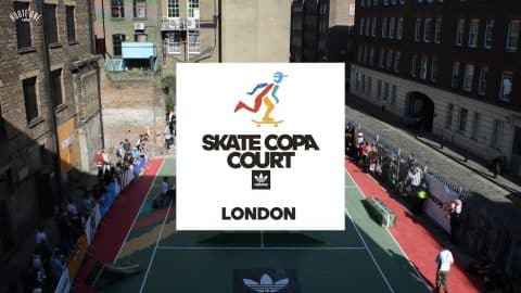 adidas Skate Copa Court London - RouteOneDirect