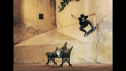 ADULTO SERIO: MEXICO by George Toland - Serious Adult | Vague Skate Mag