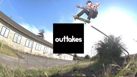 Aidan Campbell's OUTTAKES | Etnies Album | Red Bull Skateboarding