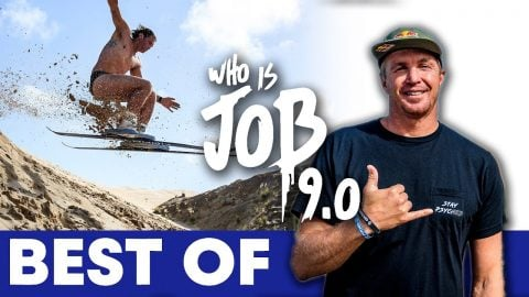 All The Surf Slams and Insane Wipeouts from Who Is JOB | Red Bull