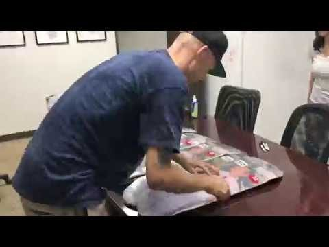 Andrew Signs 100 Limited Epicly Later'd Boards - BAKER SKATEBOARDS