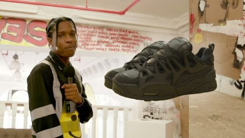 ASAP Rocky on What You Need to Know About His Hyped Under Armour Collab | Highsnobiety