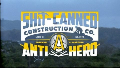 Austin Kanfoush: Shit Canned Contruction | Antihero Skateboards