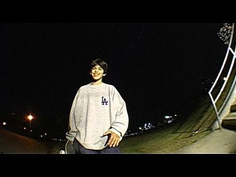 Behind The Hammer! - P-Rod's 1st switch bs heelflip - DickJones