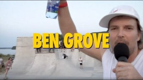 Ben Grove - FUNERAL Part | Vague Skate Mag