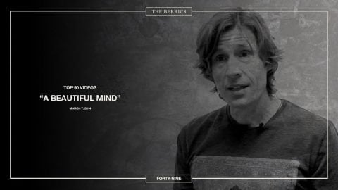Berrics Top 50: 49 | A Beautiful Mind: Rodney Mullen - The Berrics