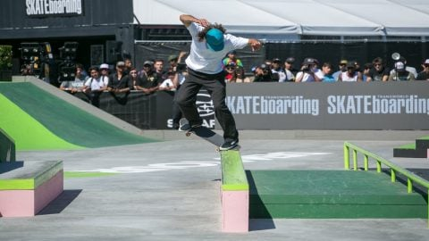 Best of Girl Skateboards, TransWorld SKATEboarding Team Challenge Dew Tour Long Beach 2018 | Adventure Sports Network