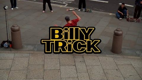 Billy Trick by Will Miles | veganxbones
