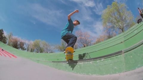 Boulevard Team in Spain - blvdskateboards