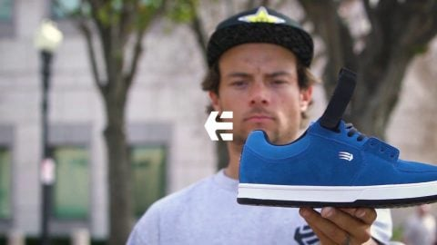 Breaking Down the Details: Chris Joslin on his etnies Joslin 2 | etnies
