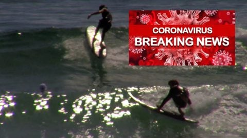 BREAKING NEWS: Coronavirus Wategos Byron Bay. | Afends