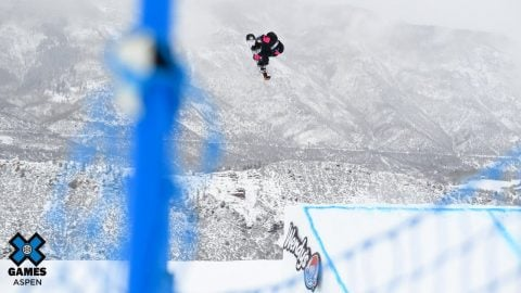 Brock Crouch tops Jeep Men's Snowboard Slopestyle Elimination | X Games Aspen 2020 | X Games