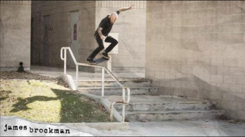 BROCKMAN TRIBUTE | Zero Skateboards