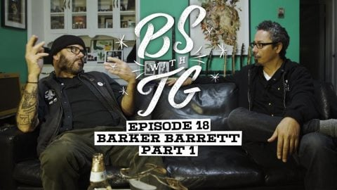 BS with TG : Barker Barrett Part 1 | BS with TG