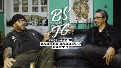 BS with TG : Barker Barrett Part 2 | BS with TG