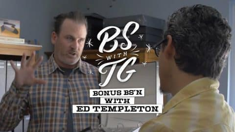 BS with TG : Bonus BS'n with Ed Templeton - BS with TG