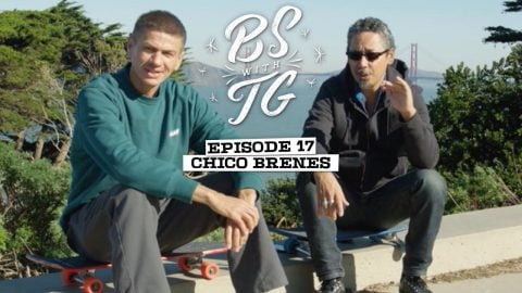 BS with TG : Chico Brenes | BS with TG