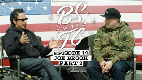 BS with TG : Joe Brook Part 2 - BS with TG