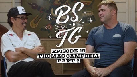 BS with TG : Thomas Campbell Part 2 | BS with TG