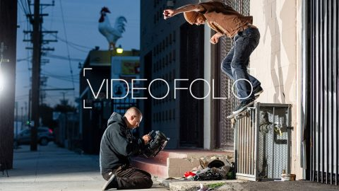 California Skateboarding Through The Lens Of Tim Cisilino |  VIDEOFOLIO | Red Bull Skateboarding