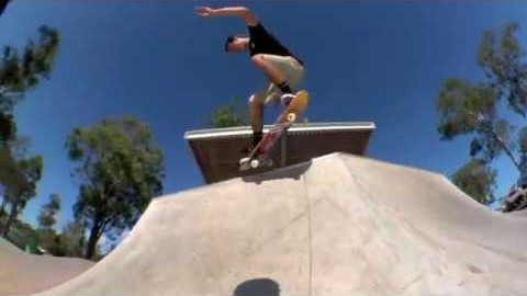 Cam Holling at Ormeau Skatepark | 2014 | Slam Skateboarding Magazine