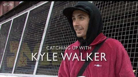 Catching up with Kyle Walker - RouteOneDirect