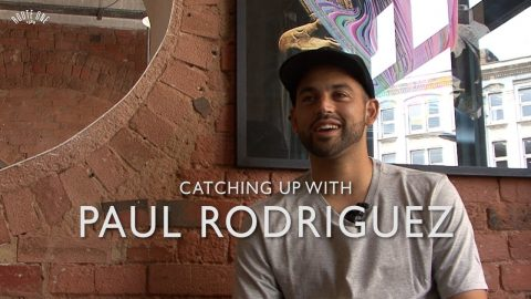 Catching Up With Paul Rodriguez Pt.1 - RouteOneDirect