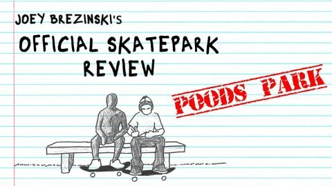 Checking Out Encinitas Poods Park  |  Official Skatepark Review | Red Bull Skateboarding