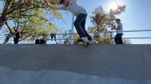 Chris Colbourn at Chevy Chase Park | Bones Bearings