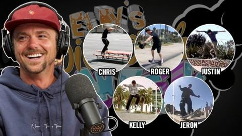 Chris, Roger, Kelly, Steezus, Jeron And Justin - Eldy's Pick Of The Week | Nine Club Highlights