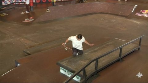 Clips From The Moat: Tampa Pro 2014 | Skatepark of Tampa
