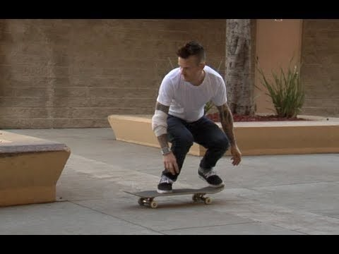 Cody McEntire Switch Flip bs Nose Slide Raw Cut - E. Clavel