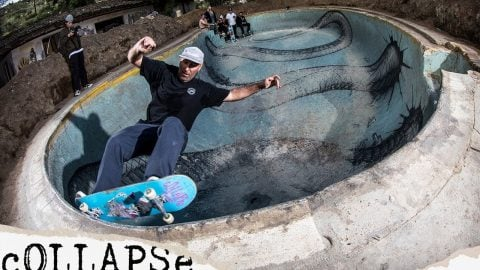 cOLLAPSe skateboards' Geriatric Division ! | cOLLAPSe skateboards