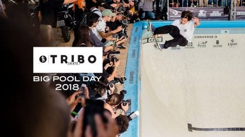 Converse Big Pool Day 2018 - Tribo Skate - Tribo Skate