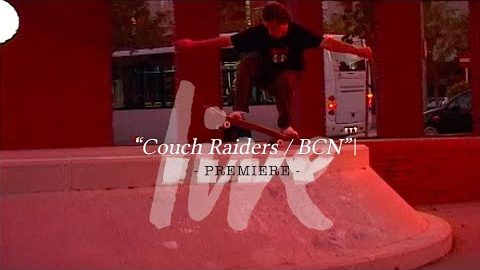 """""""COUCH-VID 19"""" / Couch Raiders / PREMIERE 